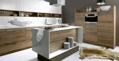 Kücheneinbau  individueller Kücheneinbau - tischler-mit-ideen.de